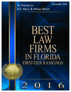 2016 Best Law Firm